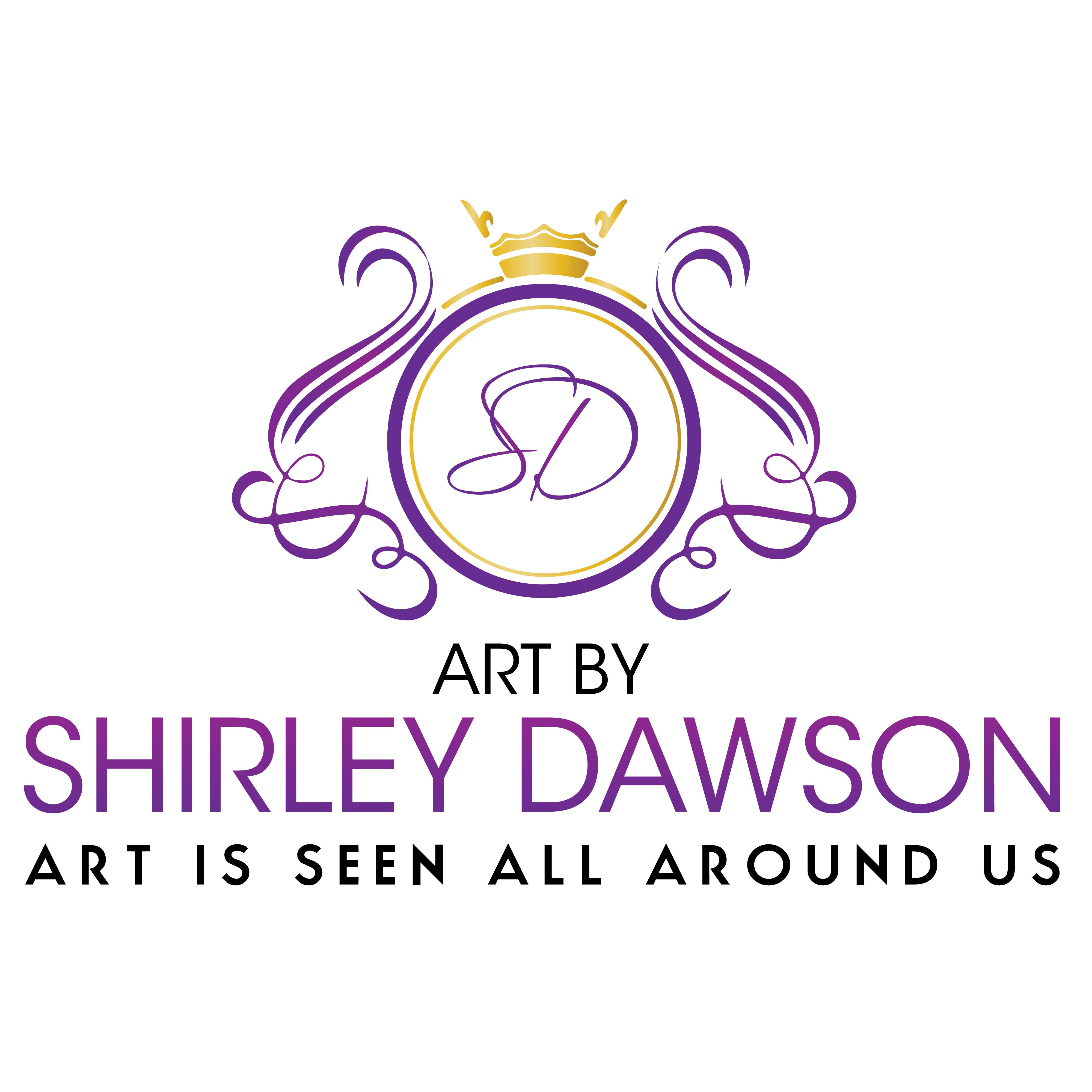 Art By Shirley Dawson Logo Image