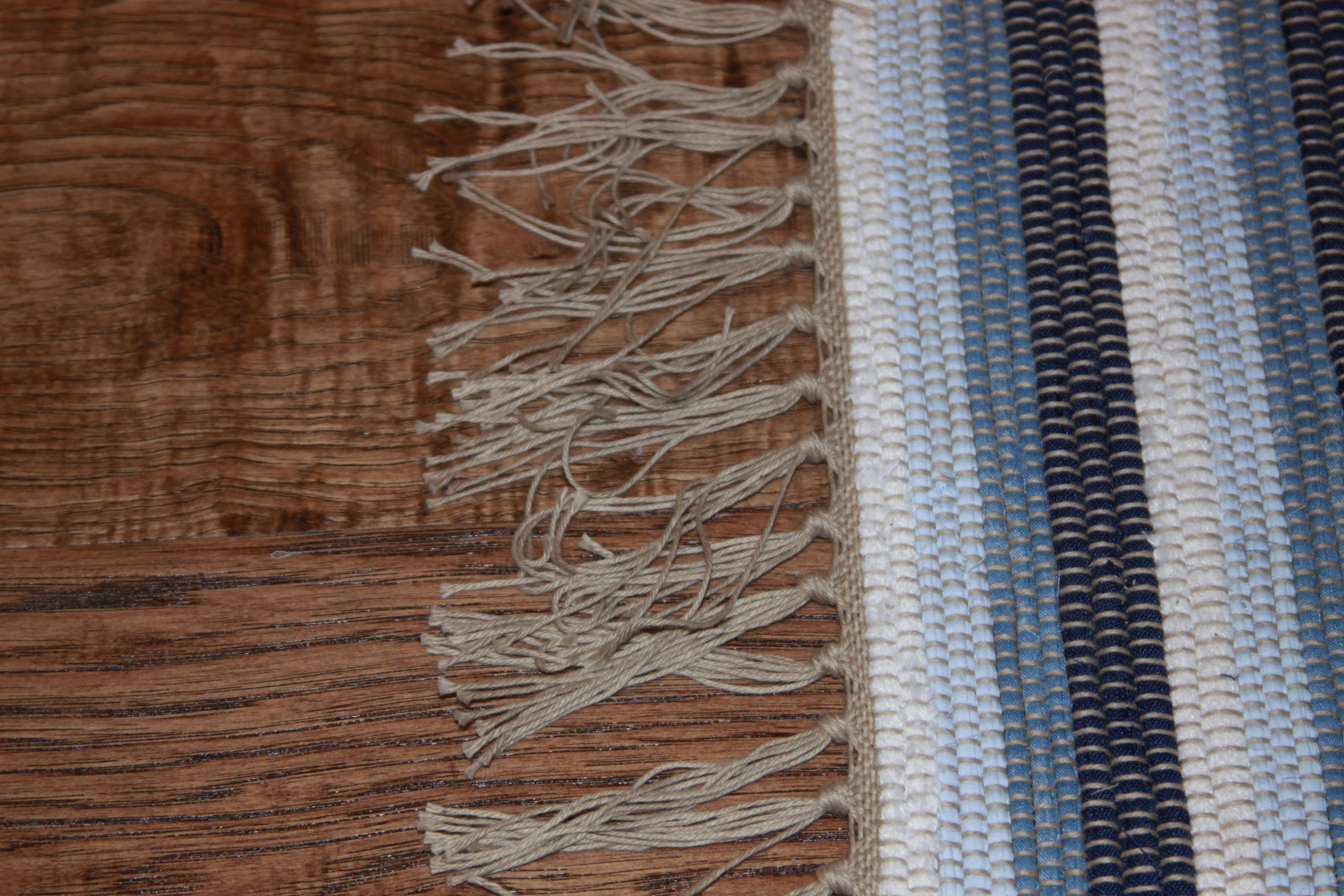 Image of rug fringe