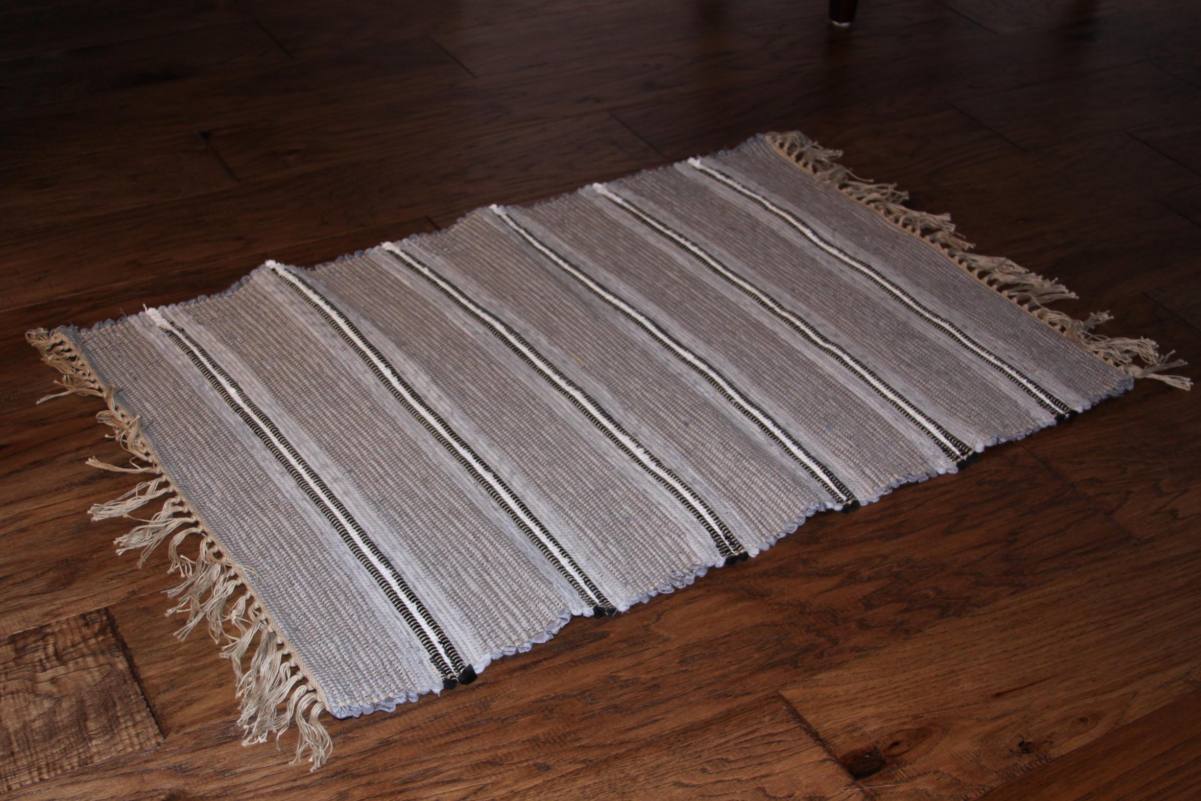 Image of rag rug