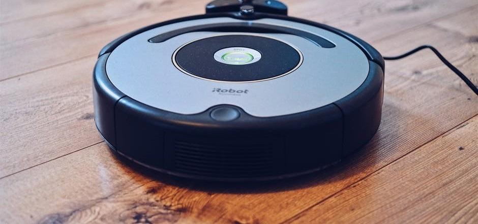Image of roomba robotic vacuum