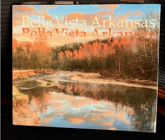 Image of Dan's Bella Vista Arkansas photography book