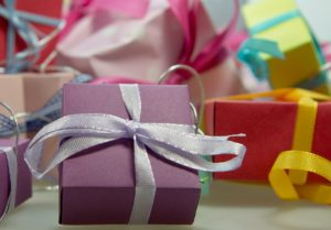 Image of gift bags