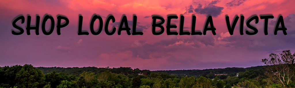 Shop Local Bella Vista Header image